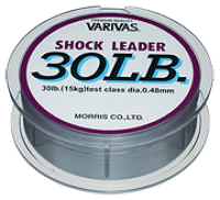Шок лидер Varivas Nylon Shock Leader 50м 170lb