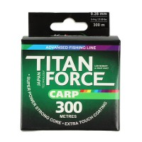 Леска Kalipso Titan Force Carp GR 300м 0.30мм(1шт)