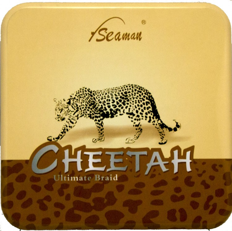 Шнур Seaman Cheetah 100м 0,15мм
