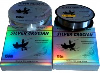 "Леска  Frenzy Fisher ""Silver Crucian"" 0,35мм (100м) SF-1"