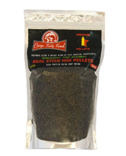 Пеллетс Carp Tasty Food Premium Stick Mix 3mm 400гр