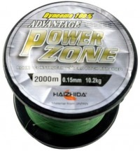 Шнур Haizhida Avantage Power Zone 2000m 0,36 Dyneema 100%