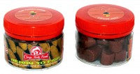 Пеллетс Carp Tasty Food Premium Hook Pellets Red Krill pre-drilled 14mm 0.075гр