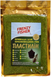 "Пластилин ""Frenzy Fisher"" 800гр Горох"