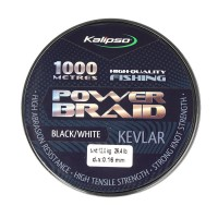 Шнур Kalipso  Power Braid Kevlar 1000м 0.16мм