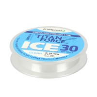 Леска Kalipso Titan Force Ice CL 30м 0,18мм