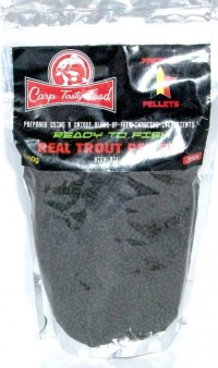 Пеллетс Carp Tasty Food Premium Real Trout Pellets 3мм