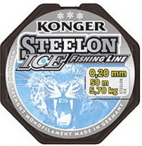 Леска Konger Steelon Ice 0,14mm/50m