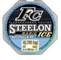 Леска Konger Steelon FC Basic ICE 0.22mm/50m